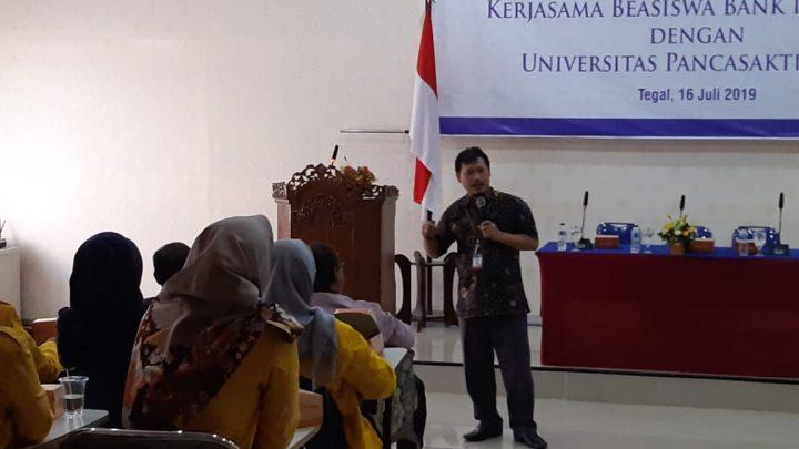 Kerja Sama Beasiswa UPS Tegal dengan Bank Indonesia