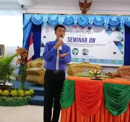 Seminar International ADRI System Plus college Foundation (SPCF) Philippines