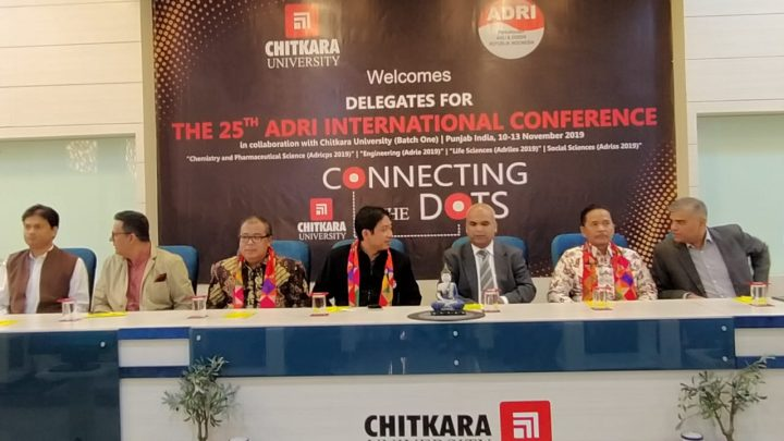 UPS TEGAL JALIN KERJASAMA DENGAN CHITKARA UNIVERSITY PUNJAB INDIA